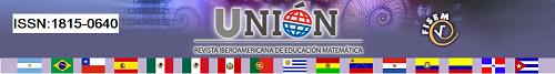 UNIÓN-Revista Iberoamericana de Educación Matemática